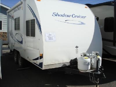 2010 Shadow Cruiser M185FBR